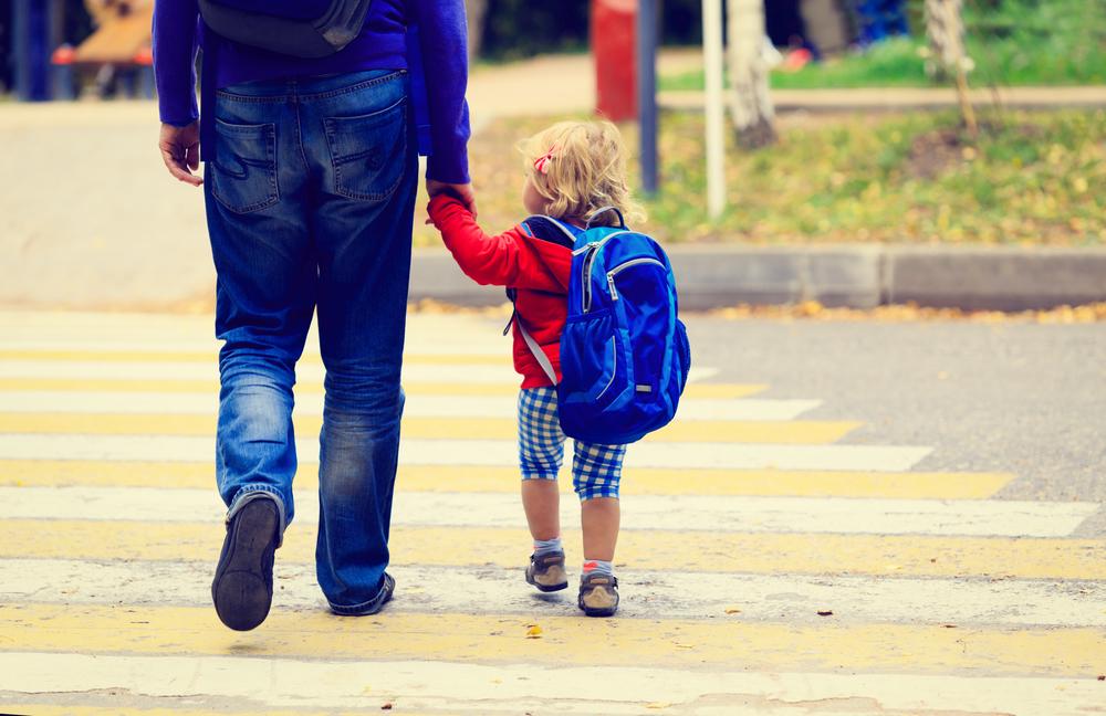 O Primeiro Dia da Criança na Escola